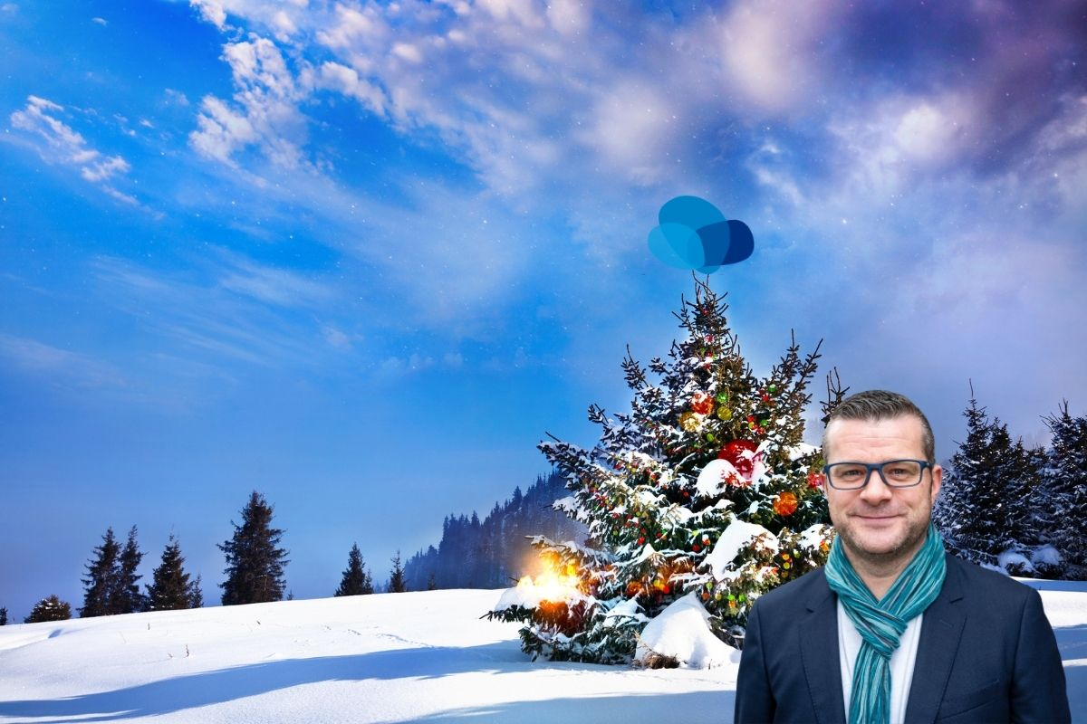 Weihnachten kommt immer so plötzlich! Zum Beispiel mit der kumulus Xmas Edition 2020